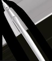 Capless pen