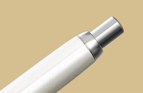 Bouton poussoir stylo fintion décimo