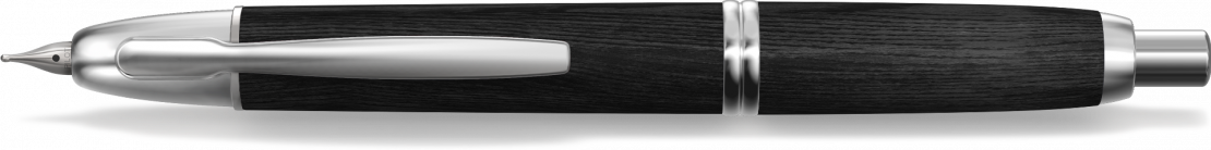 Stylo plume personnalisable Capless Wooden