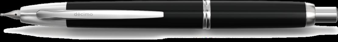 Stylo plume personnalisable Capless Décimo