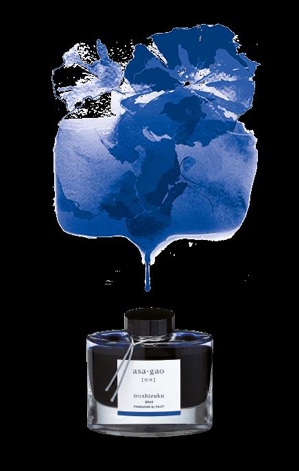 Encre Iroshizuku bleu